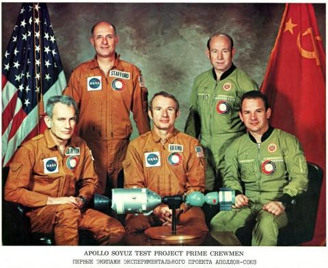 Mengenang Misi Antariksa Apollo-Soyuz