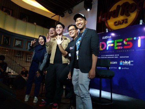 Gudfest 2019 Hadirkan New Hope Club, Pamungkas, dan FUR