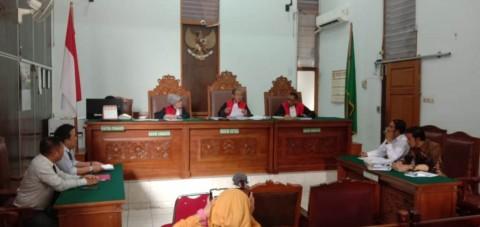 Sidang Gugatan Caleg Gerindra Ditunda