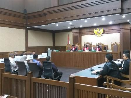 Pejabat PUPR Dituntut Delapan Tahun Penjara