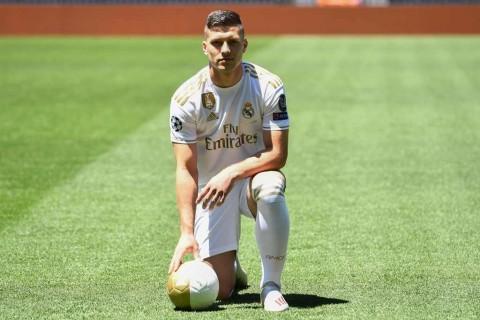Kisah Hidup Luka Jovic, Bomber Baru Real Madrid
