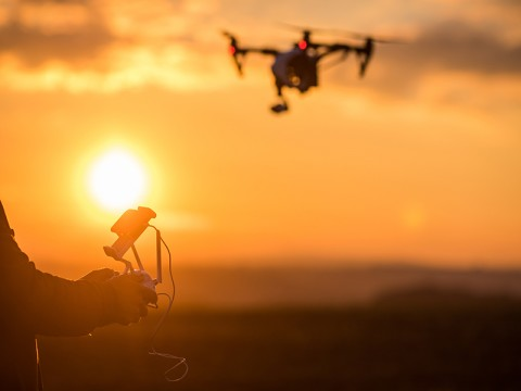 Govt Drafts Regulations on Use of Drones