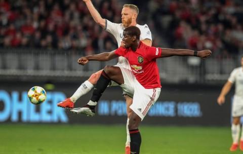 United Tuai Kemenangan Besar di Laga Kedua Pramusim