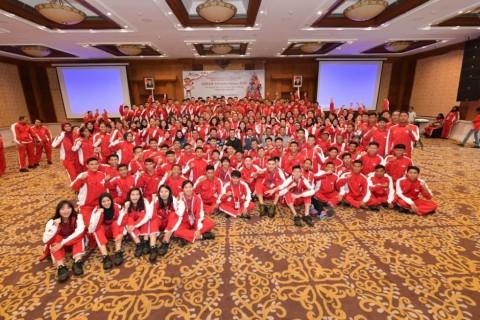Kontingen Indonesia Diminta Waspadai Thailand di ASEAN School Games 2019