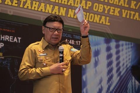 Tjahjo Minta Layanan Publik di Kota Tangerang Diaktifkan Lagi