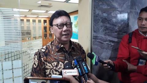 Tjahjo Panggil Wali Kota Tangerang
