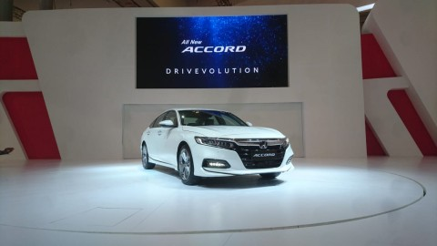 All New Honda Accord, Kini Berbekal Mesin 1.500 Turbo