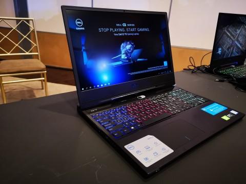 Pakai NVIDIA RTX 2060 dan RTX 2070, Laptop Gaming Dell Tetap Tipis