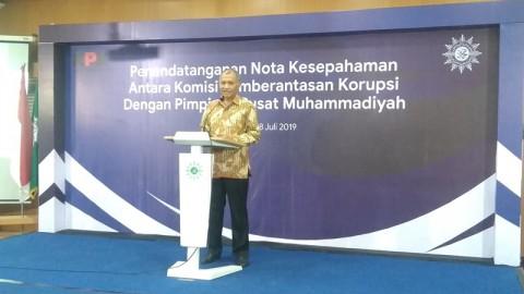 KPK: Jokowi Teladan Pelapor Gratifikasi