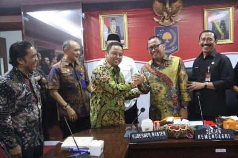 Wali Kota Arief dan Menkumham Akhirnya Berdamai
