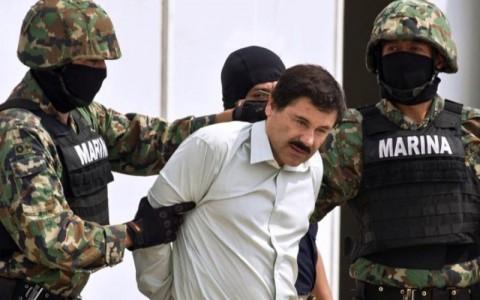 Gembong Narkoba Meksiko Divonis Penjara Seumur Hidup