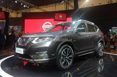 Hadir dengan Ubahan Minor, New Nissan X-Trail Meriahkan Pasar SUV Tanah Air