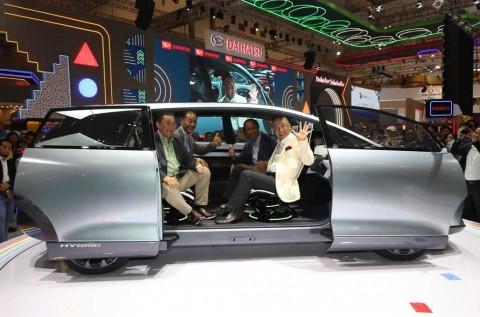 Mobil Konsep, Custom dan Modifikasi, 'Kopdar' di Booth Daihatsu