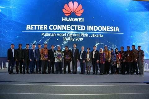 Kemenaker Gandeng Huawei Gelar Pelatihan Vokasi Telekomunikasi