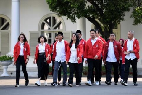 Jokowi Dukung PSI Maju Kembali di Pemilu 2024