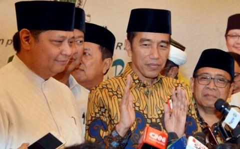Pengamat: Restu Jokowi Sangat Penting Bagi Golkar