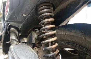 Ciri Suspensi Motor yang Mulai 'Minta Jajan'
