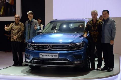 Volkswagen Tiguan Kini Tersedia Ukuran 7-Penumpang