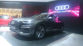 SUV Termahal Audi Mendarat di Indonesia