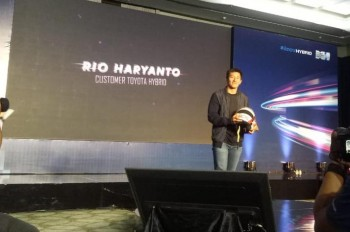 Rio Haryanto Berkomentar Soal Performa Mobil Hybrid