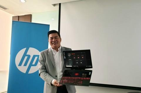 HP Dukung Perkembangan Ekosistem Gaming Indonesia