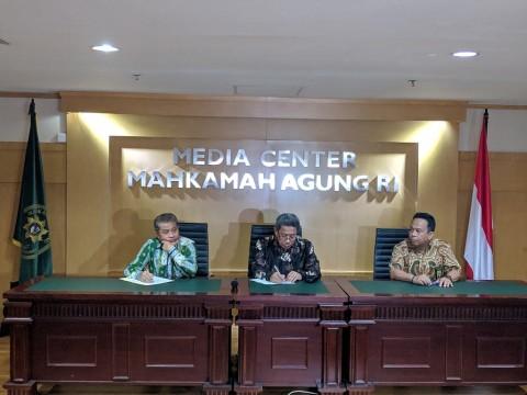 MA: Kasus Pemukulan Hakim Tak Boleh Terulang
