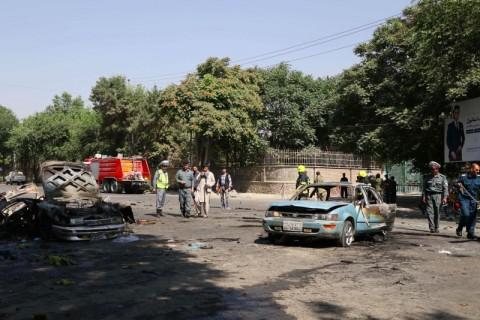 Delapan Tewas dalam Ledakan di Universitas Kabul