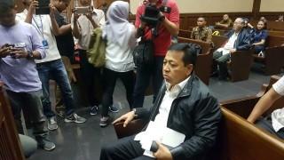 ICW Kecewa Novanto Dikembalikan ke Lapas Sukamiskin