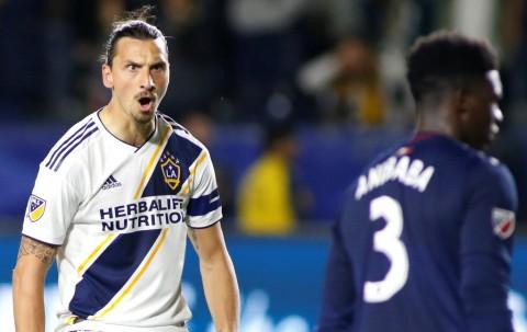 Mulut Besar Ibrahimovic Soal MLS