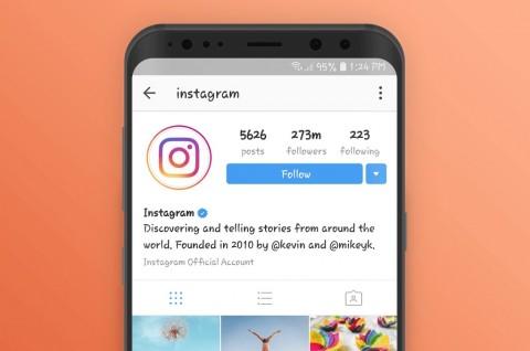 Instagram Umumkan Kebijakan Mekanisme Penonaktifan Akun