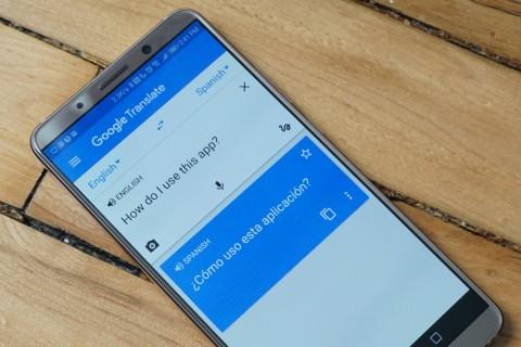 Google Translate Bisa Terjemahkan via Kamera Ponsel