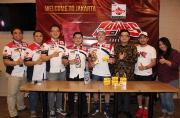 Sam Lowes Sapa Fans di Indonesia