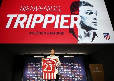 Alasan Trippier Pilih Atletico Madrid