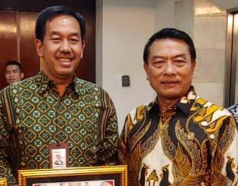 AP II Raih Penghargaan Manajemen Informasi Arus Mudik 2019