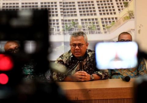 KPU Tukar Jabatan Dua Komisioner