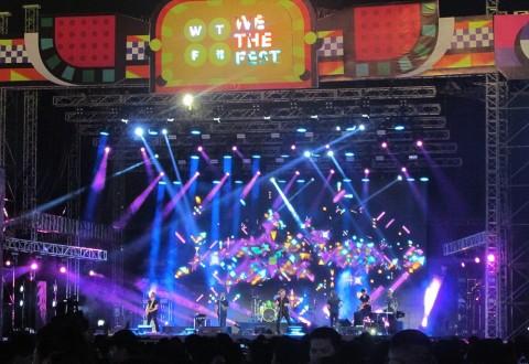 Berdansa Bersama Capital Cities di We The Fest 2019
