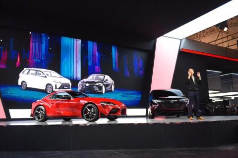 Banyak Mobil Baru & Mobil Konsep Meluncur di GIIAS 2019