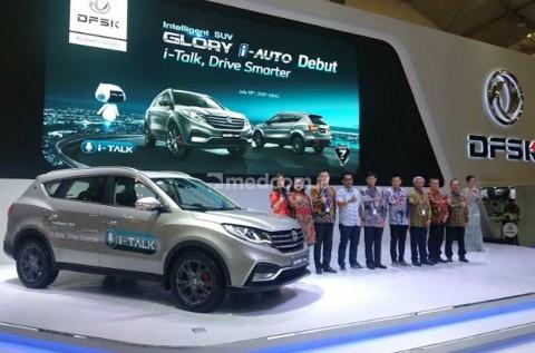 DFSK Tawarkan Program Kepemilikan Mobil Mudah Selama GIIAS
