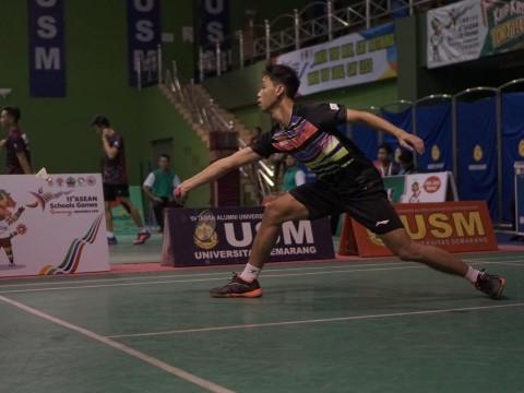 Tim Bulutangkis Putra Indonesia Melaju ke Semifinal