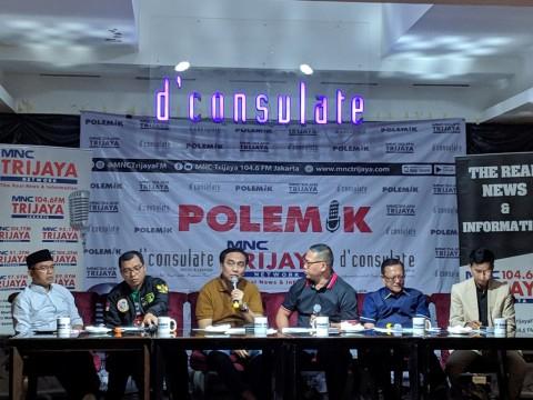 Koalisi Jokowi-Ma'ruf Minta Gerindra Tetap Jadi Oposisi