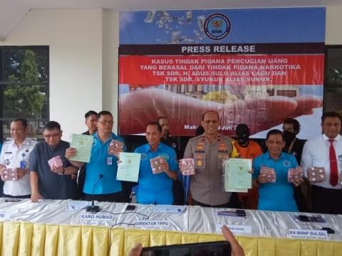 Bandar Sabu Makassar yang Divonis Bebas Diburu BNN