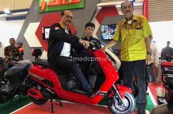 Sinergi Nawacita Indonesia Bicara Soal Elektrifikasi Otomotif Nasional
