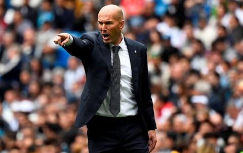Zidane tidak Pusingkan Masa Depan Bale