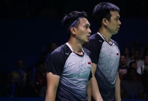 Indonesia Open 2019: Ahsan/Hendra Belum Tampil Oke saat Rebut Tiket Final