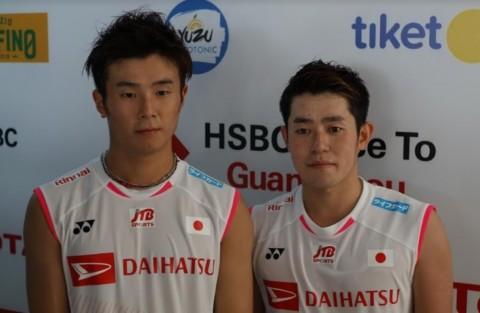 Indonesia Open 2019: Ganda Putra Jepang Mengaku Kalah Gesit dari Ahsan/Hendra