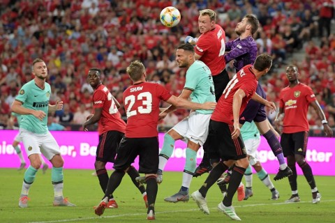 Manchester United Kalahkan Inter Milan
