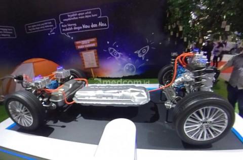 Era Elektrifikasi Otomotif Nasional, Mulai Kental di GIIAS 2019