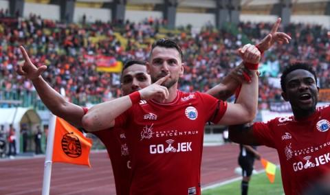 Jadwal Leg 1 Final Piala Indonesia: Persija vs PSM