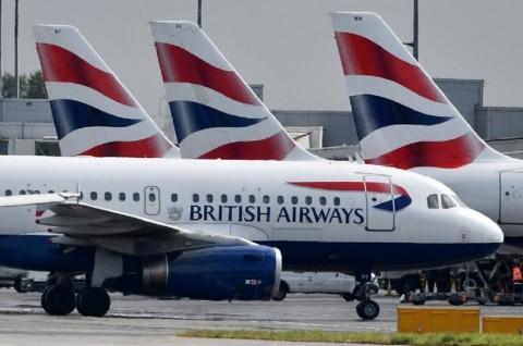 British Airways Batalkan Semua Penerbangan ke Kairo