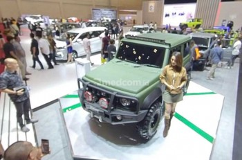 Suzuki Jimny, Cerita SUV Mungil yang Melegenda